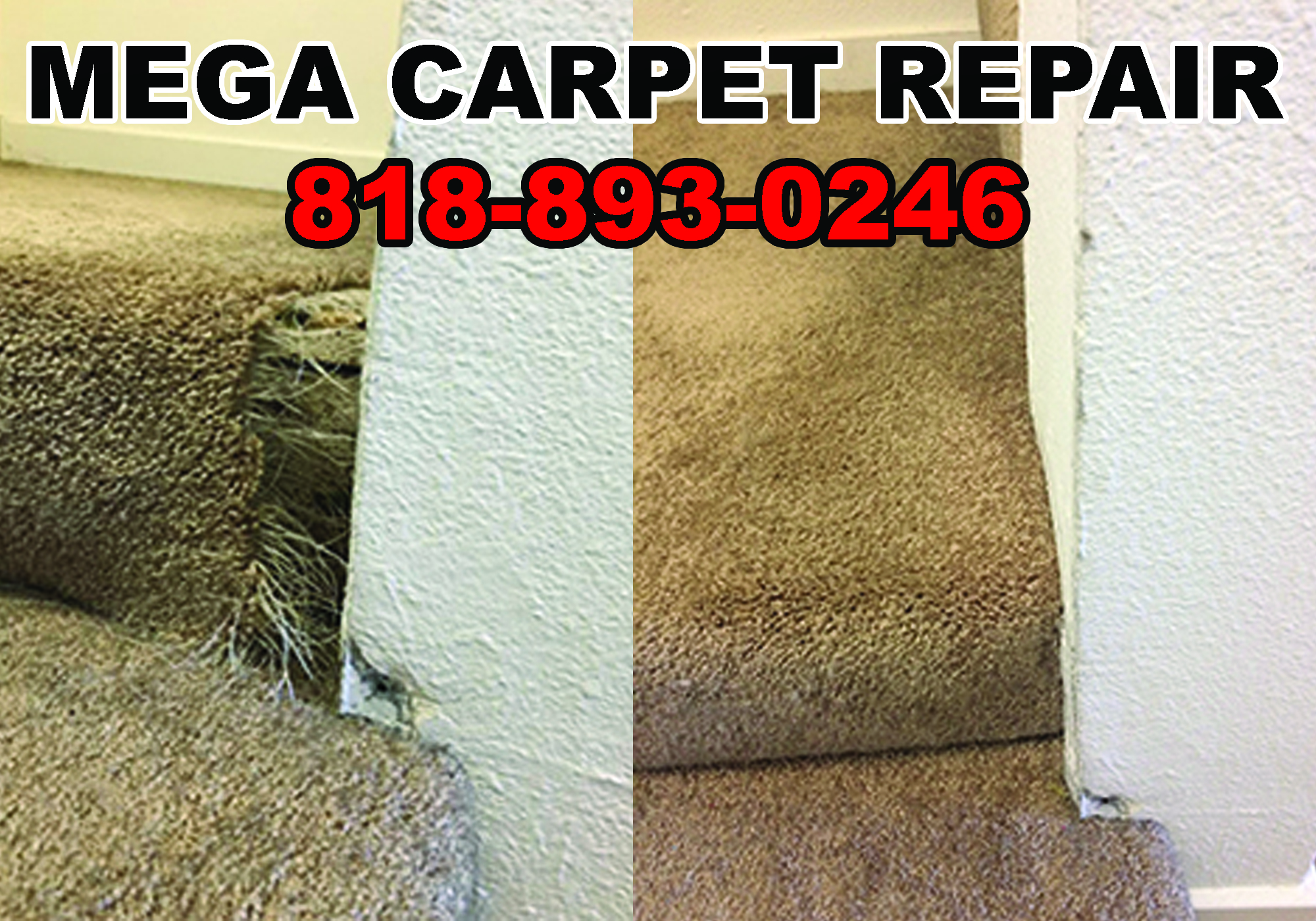 Mega Carpet Repair Amp Expert Carpet Re Strech Woodland